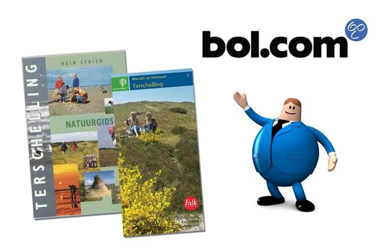 Boekjes over Terschelling bij Bol.com